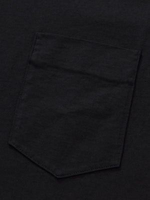 Lady White Co. Balta Pocket Tee Black