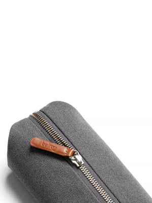 Bellroy Pencil Case Plus Woven Mid Grey - MORE by Morello Indonesia