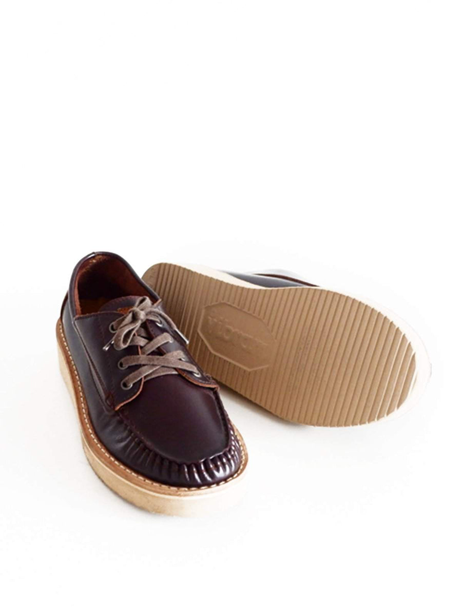 Chevalier Boat Shoes Secret Brown