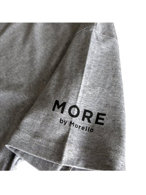 US Comp4ny NASA x MORE by Morello Tees Misty Grey - MORE by Morello - Indonesia