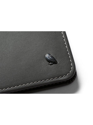 Bellroy Hide and Seek Wallet Charcoal RFID - MORE by Morello Indonesia