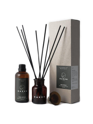 Oaken Lab Reed Diffuser Far Afield 100ml - MORE by Morello Indonesia
