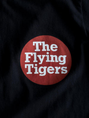 US Comp4ny Flying Tiger II Tees Black