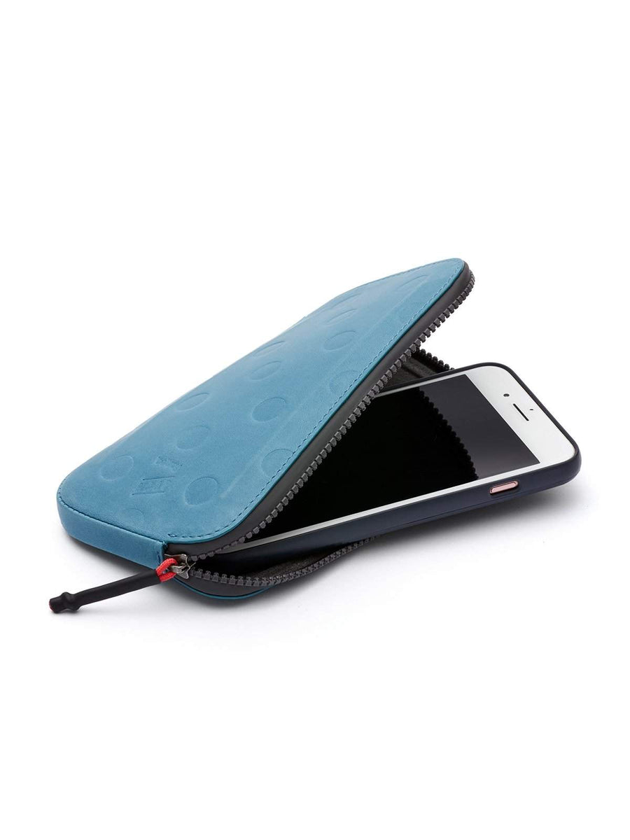 Bellroy x MAAP All Conditions Phone Pocket Plus Arctic Blue - MORE by Morello Indonesia