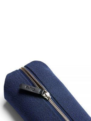 Bellroy Pencil Case Plus Woven Ink Blue - MORE by Morello Indonesia