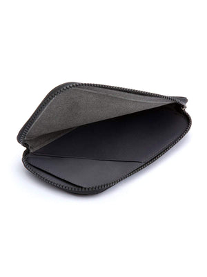 Bellroy All Conditions Phone Pocket Plus Leather Black - MORE by Morello