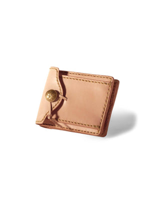 Voyej Woodland Natural Short Wallet