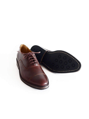 Chevalier Captoe Oxford Secret Brown