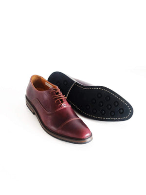 Chevalier Captoe Oxford Color #8 Chromexcel