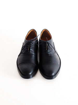 Chevalier Captoe Oxford Secret Black
