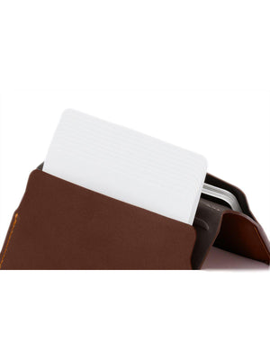 Bellroy Card Holder Cocoa - MORE by Morello