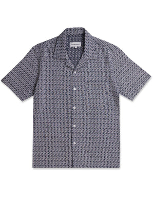Contentment. Relaxed Textural Weave Shirt