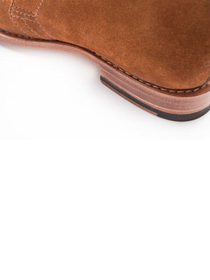 Santalum Casual Rover Chukka Brown Suede Leather - MORE by Morello - Indonesia