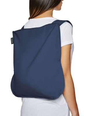 Notabag Original Navy Blue - MORE by Morello Indonesia