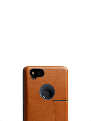 Bellroy Phone Case 3 Card Pixel 2 Caramel - MORE by Morello Indonesia