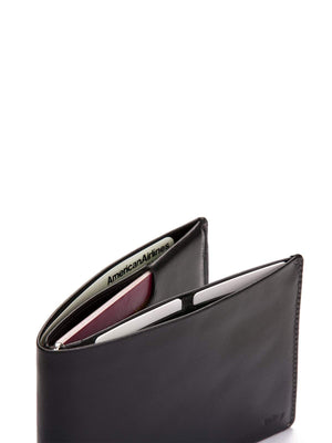 Bellroy Travel Wallet Midnight - MORE by Morello Indonesia