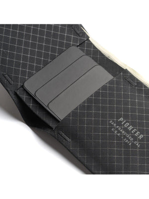 Pioneer The Flyfold Wallet 10XD Ripstop Onyx RFID - MORE by Morello - Indonesia