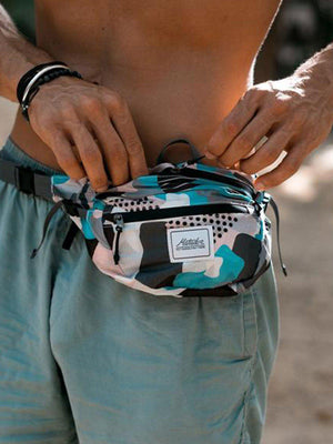 Matador Daylite Packable Hip Pack Pop Pattern - MORE by Morello Indonesia