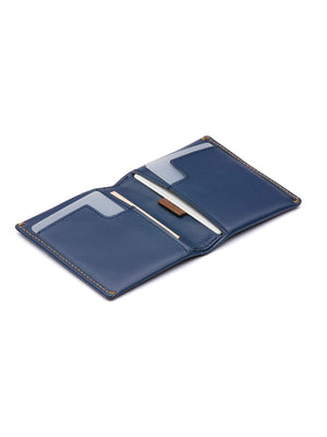 Bellroy Slim Sleeve Wallet Bluesteel