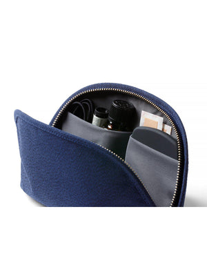 Bellroy Classic Pouch Woven Ink Blue - MORE by Morello Indonesia