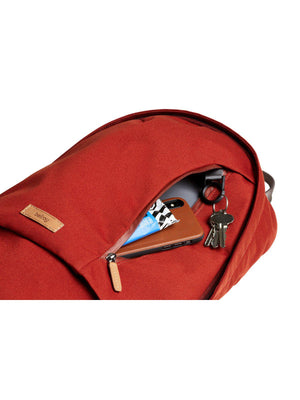 Bellroy Campus Backpack Red Ochre - MORE by Morello Indonesia