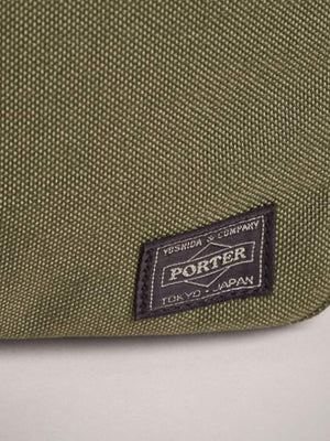 Porter-Yoshida & Co. x Monocle Shoulder Bag Olive - MORE by Morello Indonesia