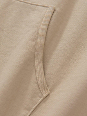 Lady White Co. Llewyn Hoodie Beige - MORE by Morello Indonesia