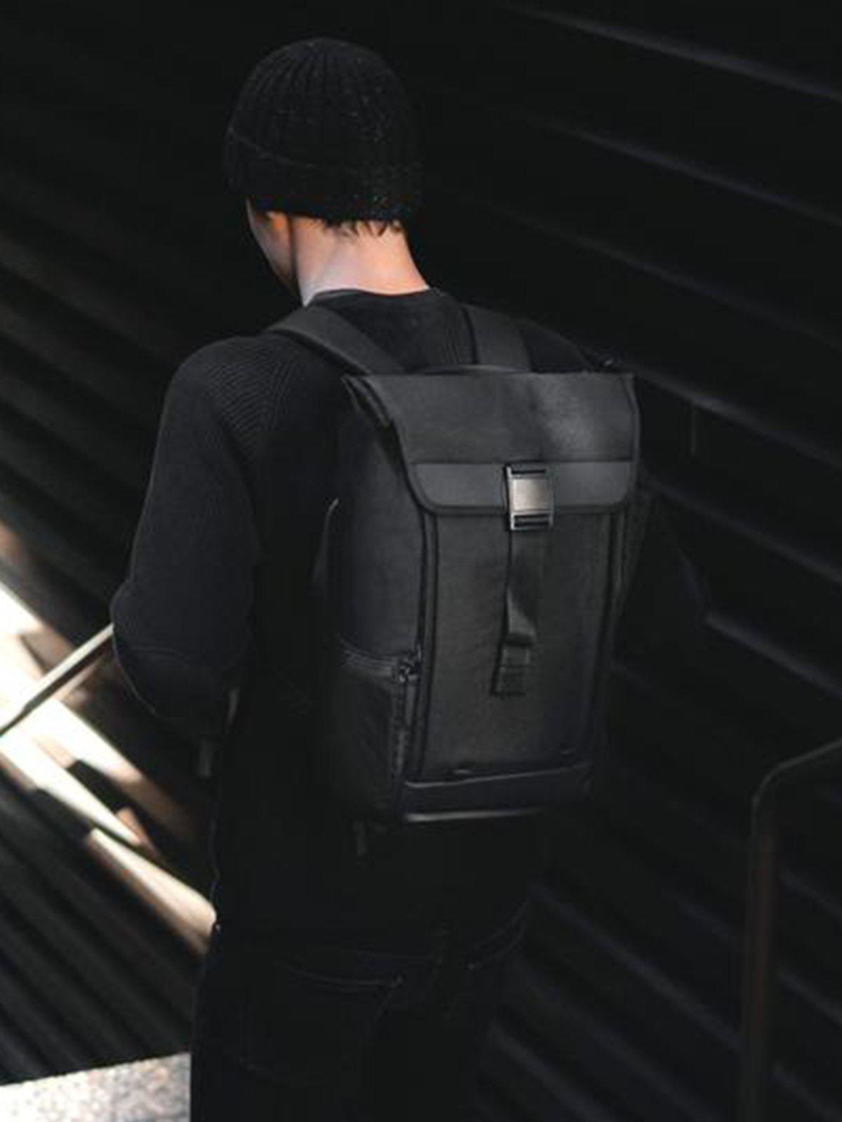 Modern Dayfarer DAYFARER Backpack Black - MORE by Morello Indonesia