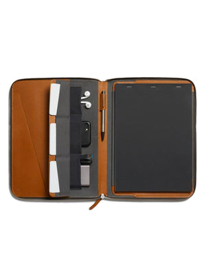 Bellroy Work Folio A4 Caramel - MORE by Morello