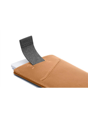 Bellroy Card Sleeve Tan - MORE by Morello Indonesia