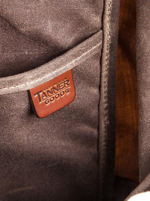 Tanner Goods Voyager Daypack Obsidian - MORE by Morello - Indonesia