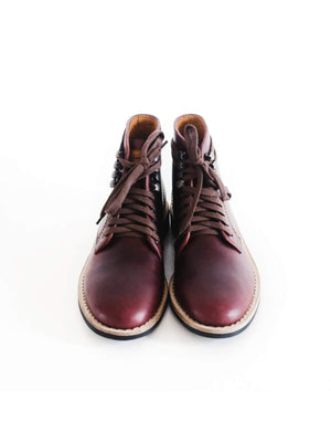 Chevalier Derby Boots Color #8 Chromexcel