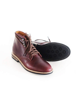 Chevalier Derby Boots Color #8 Chromexcel - MORE by Morello Indonesia