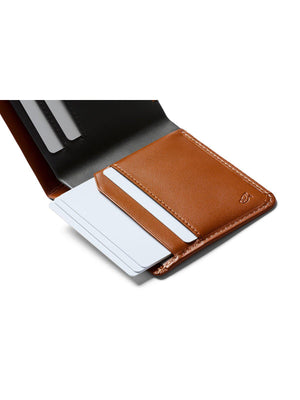 Bellroy The Square Wallet Caramel - MORE by Morello - Indonesia