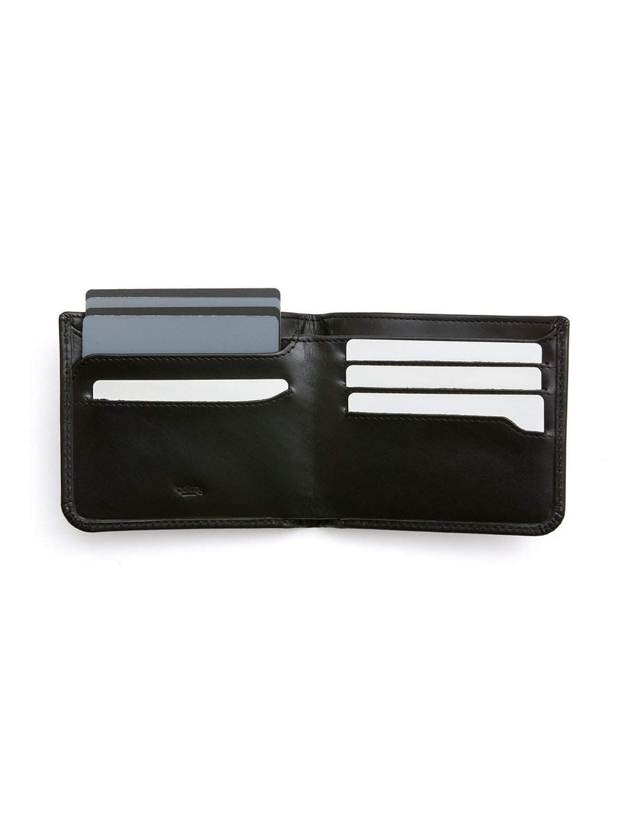 Bellroy Hide and Seek Wallet Black - MORE by Morello - Indonesia