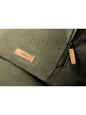Bellroy Campus Backpack Olive - MORE by Morello Indonesia