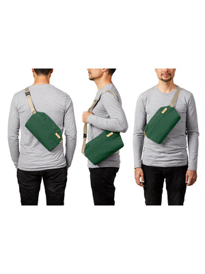 Bellroy Sling Bag Forest Recycled - MORE by Morello Indonesia