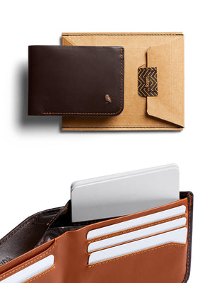 Bellroy Hide and Seek Wallet Java RFID - MORE by Morello Indonesia