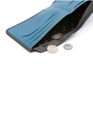 Bellroy Hide and Seek Wallet Charcoal - MORE by Morello - Indonesia