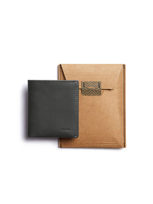 Bellroy Note Sleeve Wallet Charcoal RFID - MORE by Morello - Indonesia