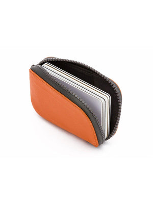 Bellroy All Conditions Wallet Leather Burnt Orange - MORE by Morello Indonesia