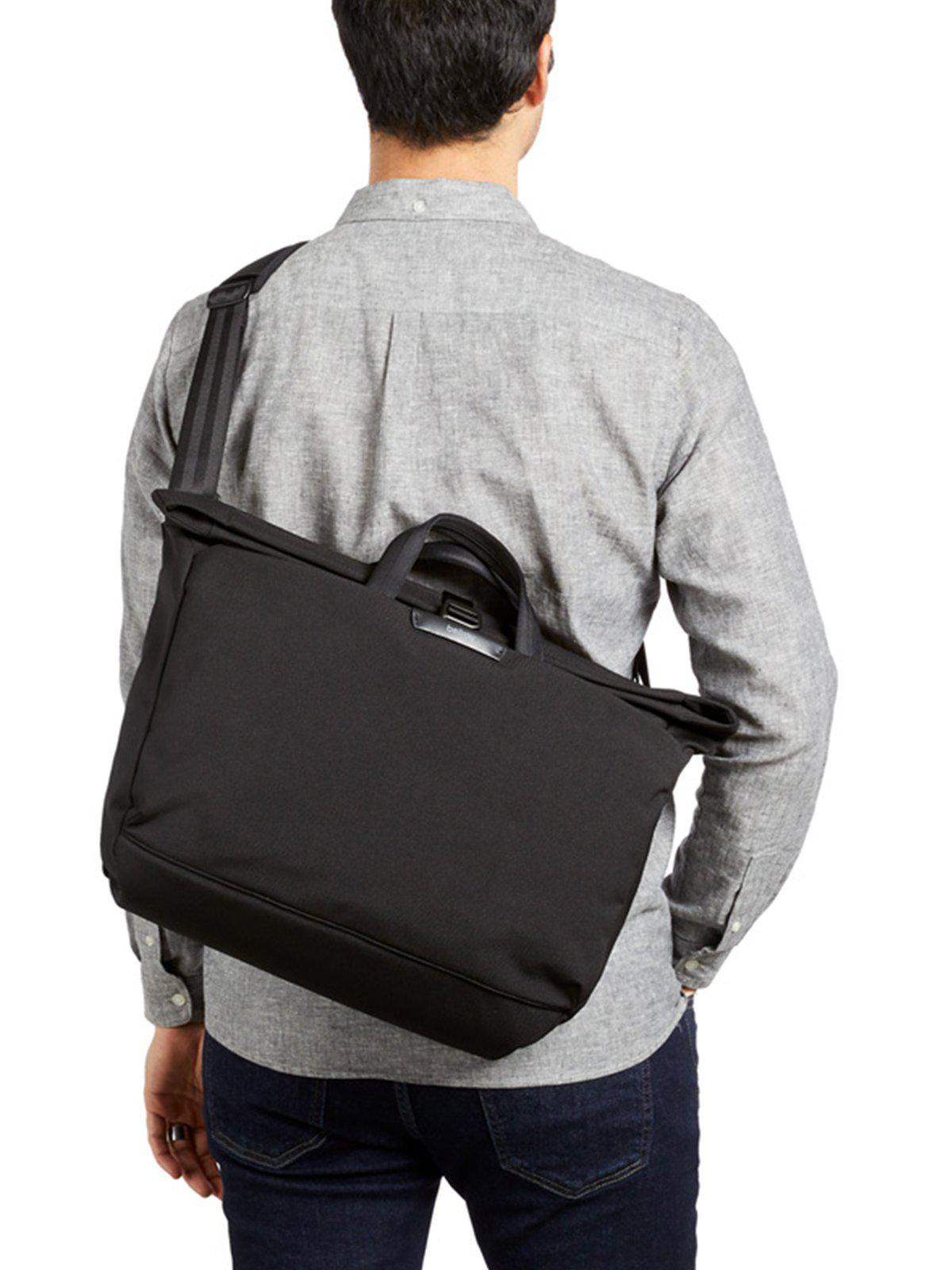 Bellroy System Work Bag Black - MORE by Morello - Indonesia