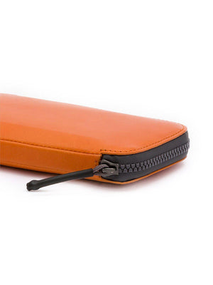 Bellroy All Conditions Phone Pocket Leather Burnt Orange - MORE by Morello - Indonesia