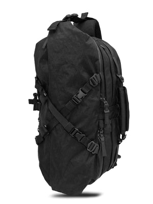 Code Of Bell X-PAK Sling Pack Large Pitch Black - MORE by Morello Indonesia