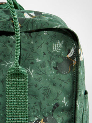 1221eb8b8dc Fjallraven Kanken Art Backpack Green Fable - MORE by Morello Indonesia