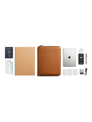 Bellroy Work Folio A4 Caramel - MORE by Morello - Indonesia