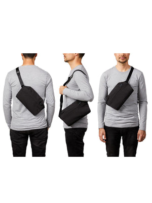 Bellroy Sling Bag Black - MORE by Morello - Indonesia