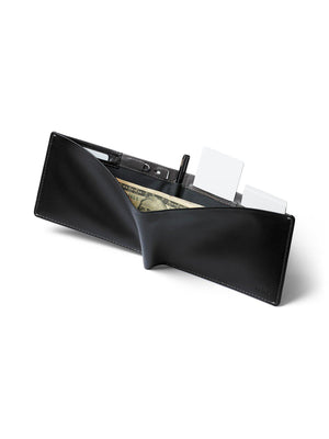 Bellroy Travel Wallet Black RFID - MORE by Morello Indonesia