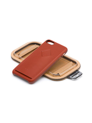 Bellroy Phone Case 1 Card iPhone 7 / 8 Tamarillo - MORE by Morello Indonesia
