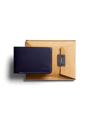 Bellroy The Low Wallet Navy - MORE by Morello Indonesia